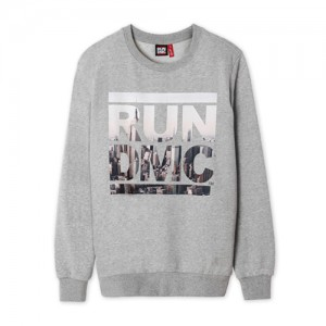[RUNDMC] SKYLINE SWEATSHIRTS (grey)