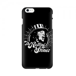[THE ROLLING STONES] IPHON6/6 Plus CASE TOP HAT MICK