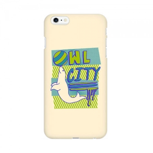 [Owl City] IPHONE5/5s/6/6 Plus CASE SEAL IV