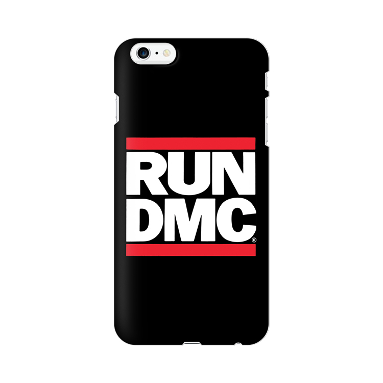 [RUN DMC] Logo Black iPhone7 / 7 Plus Case