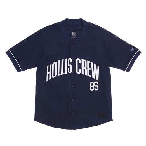 [Bravado]RUN DMC HOLLIS CREW JERSEY NA