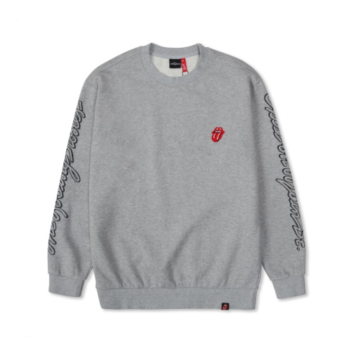 TRS EXILE ON MAIN ST SWEATSHIRT GREY