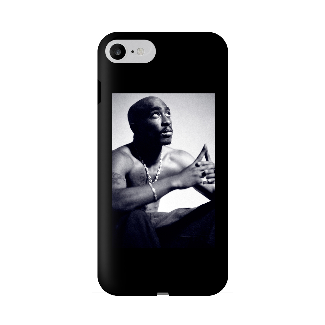 TUPAC PHOTO IPHONE 7 PLUS/8 PLUS CASE (BRENT193)