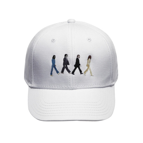 TB ABBEY ROAD CAP WH (BRENT1900)