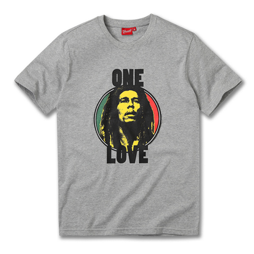 [BOB MARLEY] ONE LOVE GREY