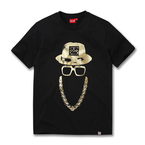 [RUN DMC] FACELESS GUY BLACK