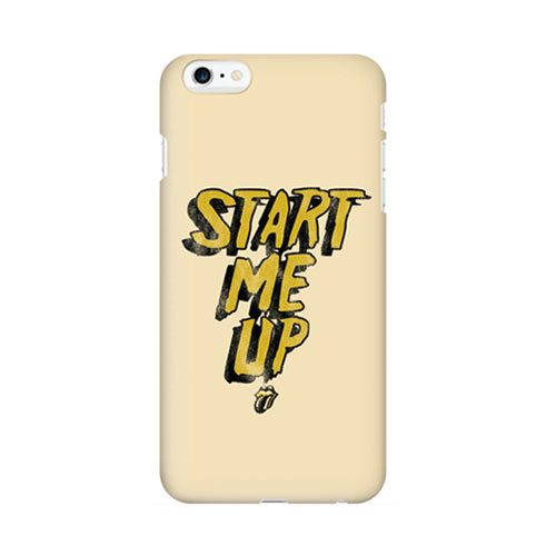[THE ROLLING STONES] IPHON6/6 Plus CASE START ME UP