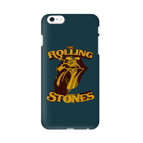 [THE ROLLING STONES] IPHON6/6 Plus CASE MICK PHOTO BLUE
