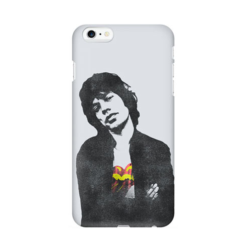 [THE ROLLING STONES] IPHON6/6 Plus CASE MICK JAGGER