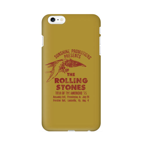 [THE ROLLING STONES] IPHON6/6 Plus CASE TOUR OF AMERICAS