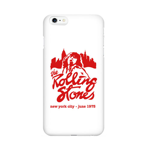 [THE ROLLING STONES] IPHON6/6 Plus CASE MICK NYC