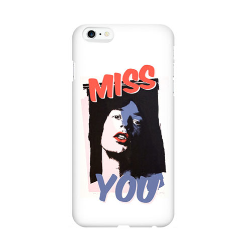 [THE ROLLING STONES] IPHON6/6 Plus CASE MISS YOU