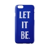 [The Beatles] IPHONE5/5s/6/6 Plus Let It Be blue