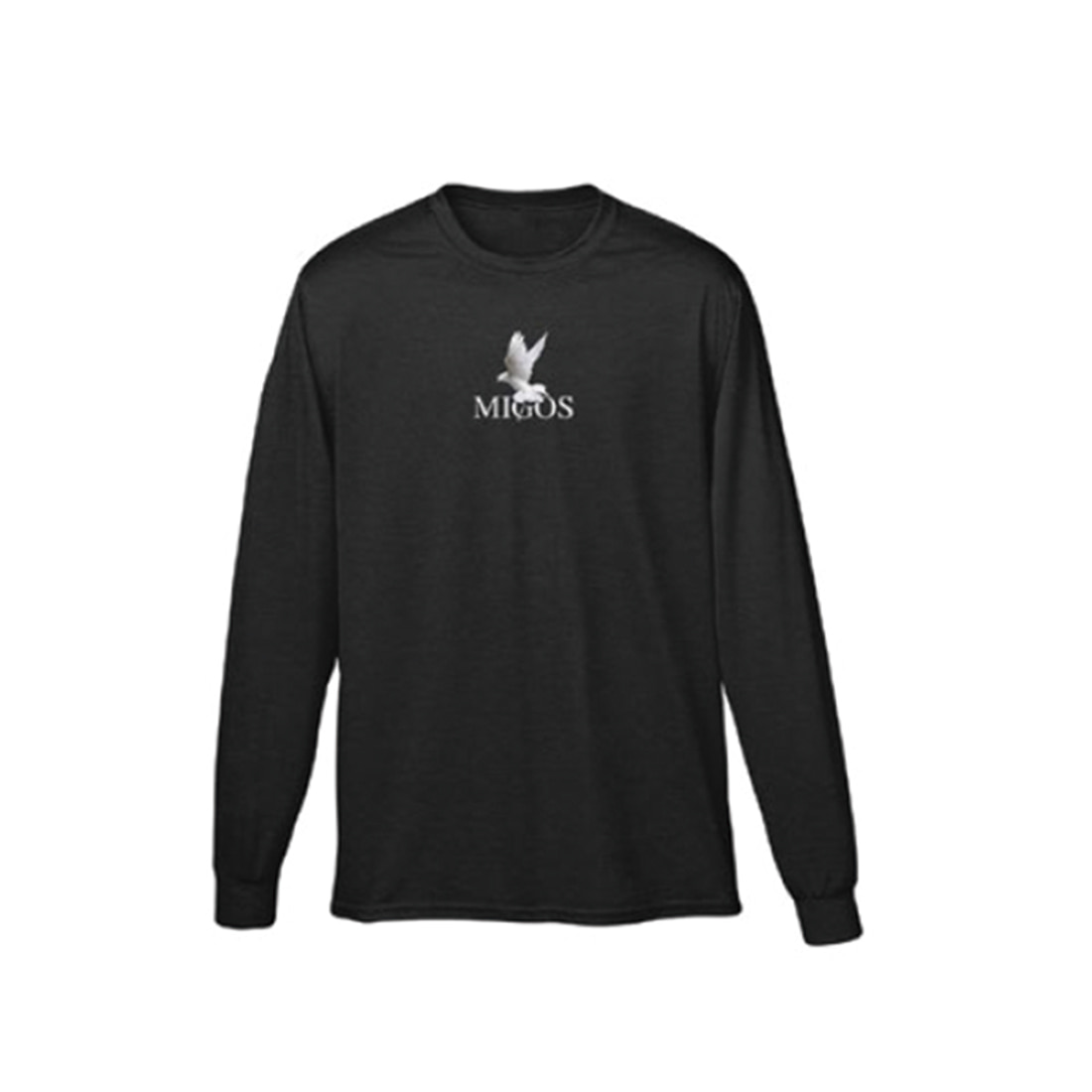 [Migos] DOVE COLUMN LONG SLEEVE