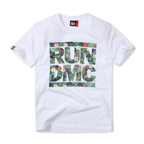 [RUN DMC] SAFARI WHITE