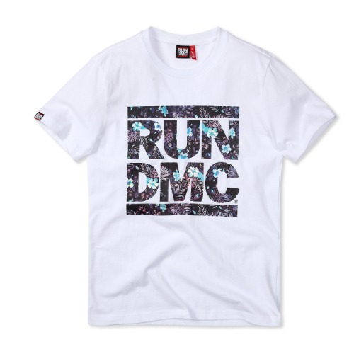 [RUN DMC] JUNGLE WHITE