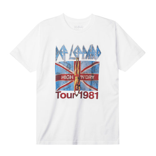 DEF LEPPARD HIGH N DRY 3 WH (BRENT2163)