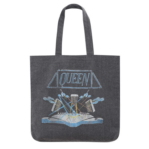 QUEEN Stage Vintage ECOBAG CC (BRENT2134)